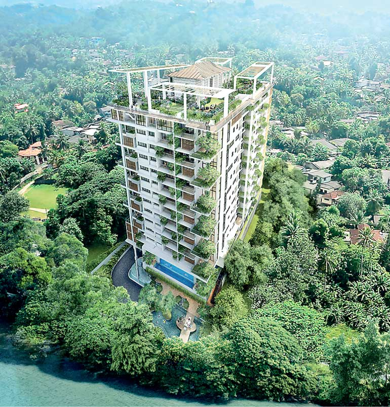 Dynasty Residence Luxury Apartments Apartments In Kandy